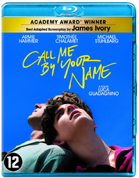 Call Me By Your Name-Blu-Ray