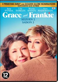 Grace And Frankie - Seizoen 2-DVD