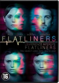 Flatliners (2017)-DVD