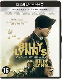 Billy Lynn's Long Halftime Walk (4K Ultra HD En Blu-Ray)-4K Blu-Ray