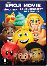 The Emoji Movie-DVD