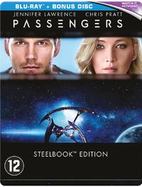 Passengers (Steelbook)-Blu-Ray