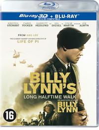 Billy Lynn's Long Halftime Walk (3D En 2D Blu-Ray)-3D Blu-Ray