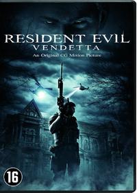 Resident Evil - Vendetta-DVD
