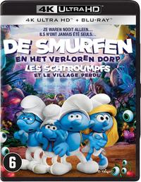 De Smurfen En Het Verloren Dorp (4K Ultra HD En Blu-Ray)-4K Blu-Ray