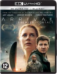 Arrival (4K Ultra HD En Blu-Ray)-4K Blu-Ray