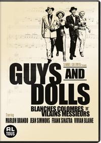 B.S. Pulley, Frank Sinatra, Jean Simmons, Marlon Brando, Robert Keith, Stubby Kaye, Vivian Blaine