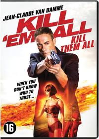 Kill 'em All-DVD