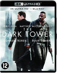 The Dark Tower (4K Ultra HD En Blu-Ray)-4K Blu-Ray