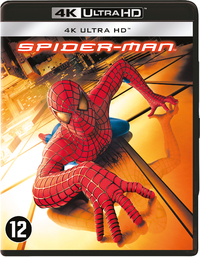 Spider-Man (2002) (4K Ultra HD)-4K Blu-Ray