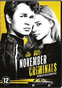 November Criminals-DVD