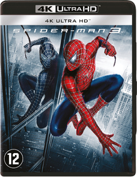 Spider-Man 3 (2007) (4K Ultra HD)-4K Blu-Ray