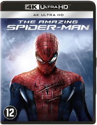 The Amazing Spider-Man (4K Ultra HD En Blu-Ray)-4K Blu-Ray