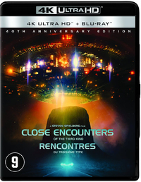 Close Encounters Of The Third Kind (4K Ultra HD En Blu-Ray)-4K Blu-Ray
