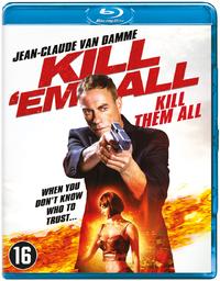 Kill 'em All-Blu-Ray