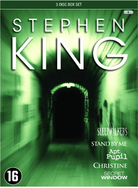 Stephen King Box (5 Pack)-DVD