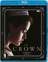 The Crown - Seizoen 1-Blu-Ray