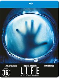 Life (2017) (Steelbook)-Blu-Ray