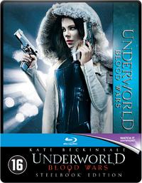 Underworld - Blood Wars (Steelbook)-Blu-Ray