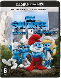 De Smurfen (4K Ultra HD En Blu-Ray)-4K Blu-Ray