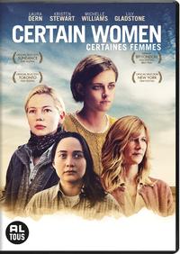 Certain Women-DVD