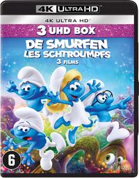 De Smurfen 1-3 (4K Ultra HD)-4K Blu-Ray