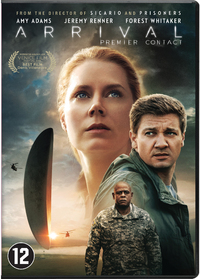 Arrival-DVD