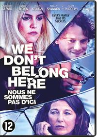We Don't Belong Here-DVD
