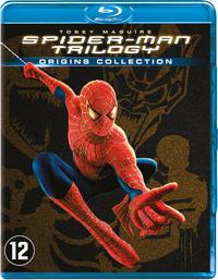 Spider-Man Trilogy-Blu-Ray