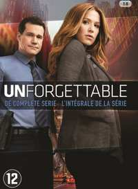 Unforgettable - Seizoen 1-4-DVD