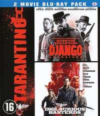 Django Unchained / Inglourious Basterds-Blu-Ray