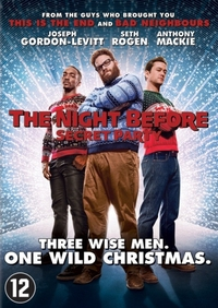 Night Before-DVD