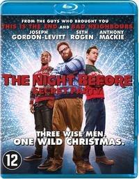 Night Before-Blu-Ray