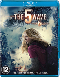 The 5th Wave-Blu-Ray