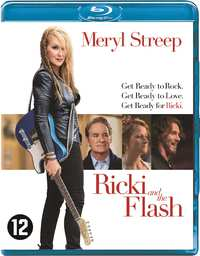 Ricki And The Flash-Blu-Ray