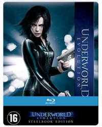 Underworld - Evolution (Steelbook)-Blu-Ray