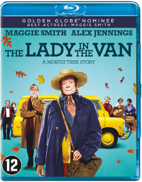 The Lady In The Van-Blu-Ray