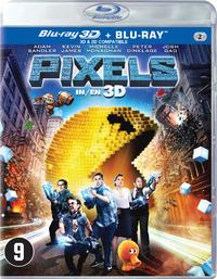 Pixels (3D En 2D Blu-Ray)-3D Blu-Ray
