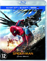Spider-Man - Homecoming (3D + 2D Blu-Ray)-3D Blu-Ray