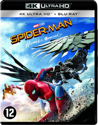 Spider-Man - Homecoming (4K Ultra HD En Blu-Ray)-4K Blu-Ray
