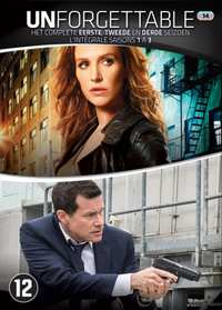 Unforgettable - Seizoen 1-3-DVD