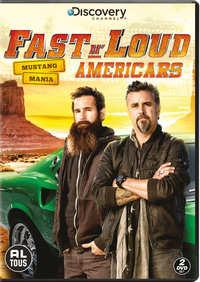 Fast n' Loud - Mustang Mania-DVD