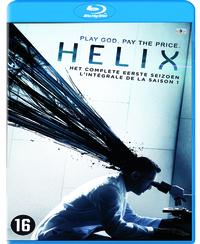 Helix - Seizoen 1-Blu-Ray