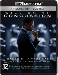 Concussion (4K Ultra HD En Blu-Ray)-4K Blu-Ray