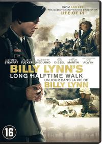 Billy Lynn's Long Halftime Walk-DVD