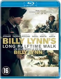 Billy Lynn's Long Halftime Walk-Blu-Ray
