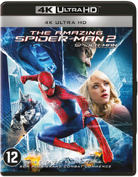 The Amazing Spider-Man 2 (4K Ultra HD)-4K Blu-Ray