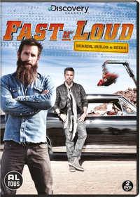 Fast n' Loud - Beards, Builds And Beers-DVD