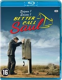 Better Call Saul - Seizoen 1-Blu-Ray