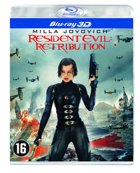Resident Evil - Retribution (3D Blu-Ray)-3D Blu-Ray
